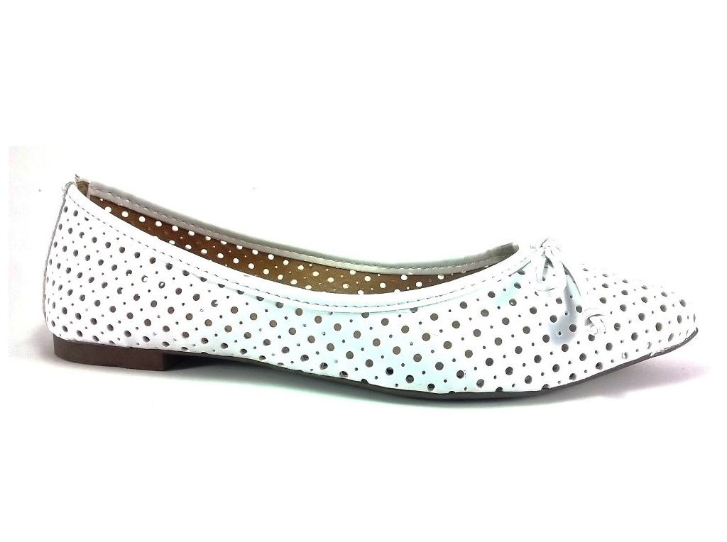 Sapatilha RR Shoes Laser Branco  - SAPATOWEB.COM