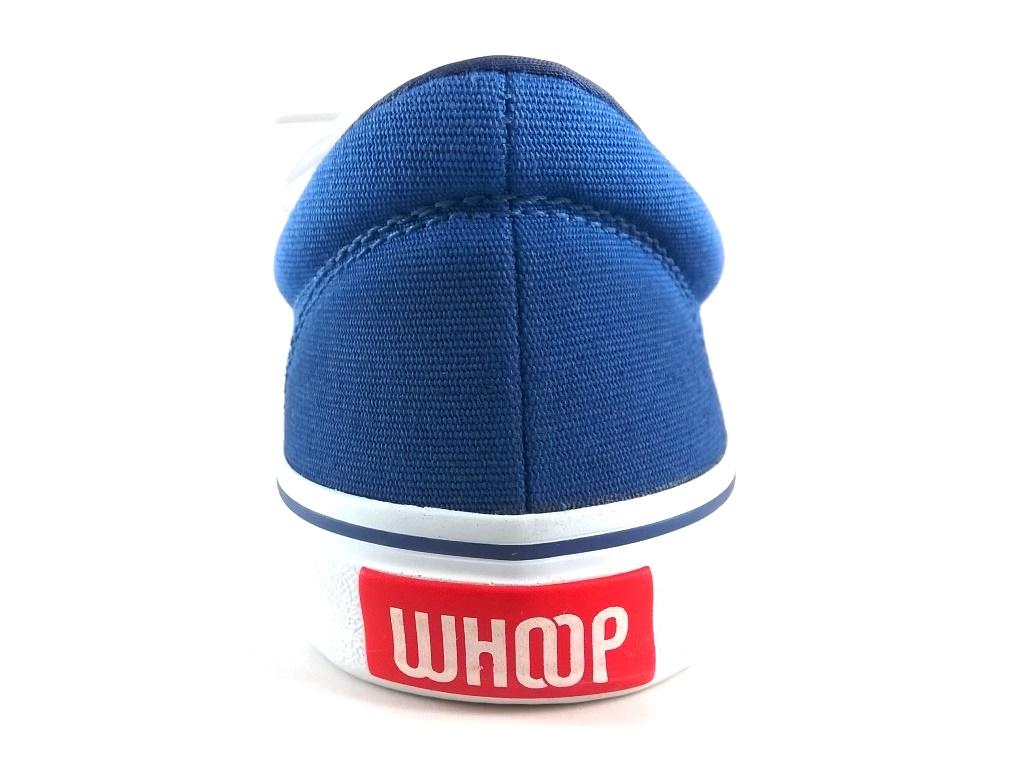 Tênis Casual Whoop by Ramarim Degradê Azul  - SAPATOWEB.COM