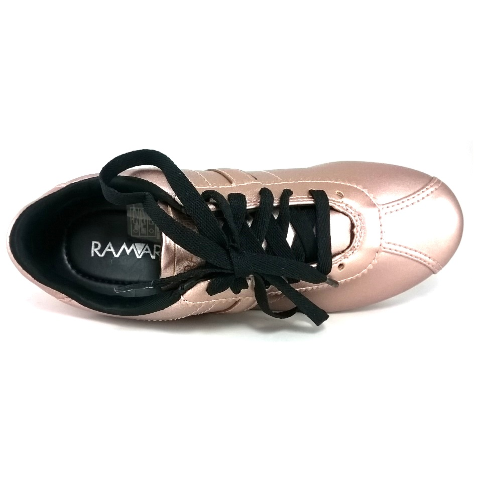Tênis Ramarim Jogging Bronze  - SAPATOWEB.COM