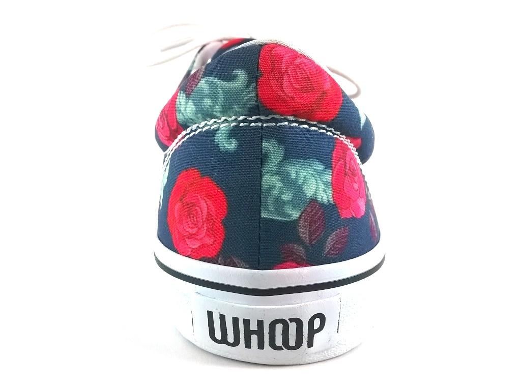 Tênis Whoop by Ramarim El Camino Floral  - SAPATOWEB.COM