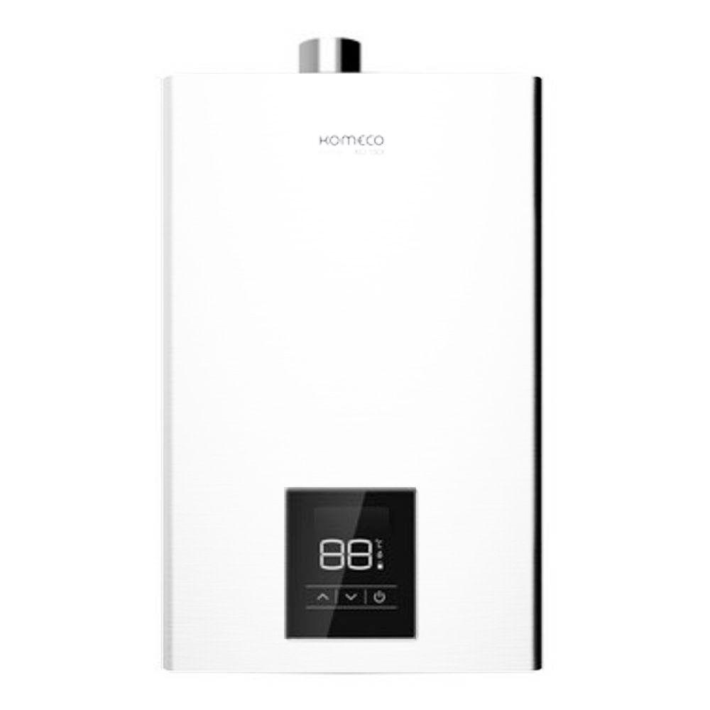 Aquecedor a gás digital Komeco ko 15 d prime 15 litros GN