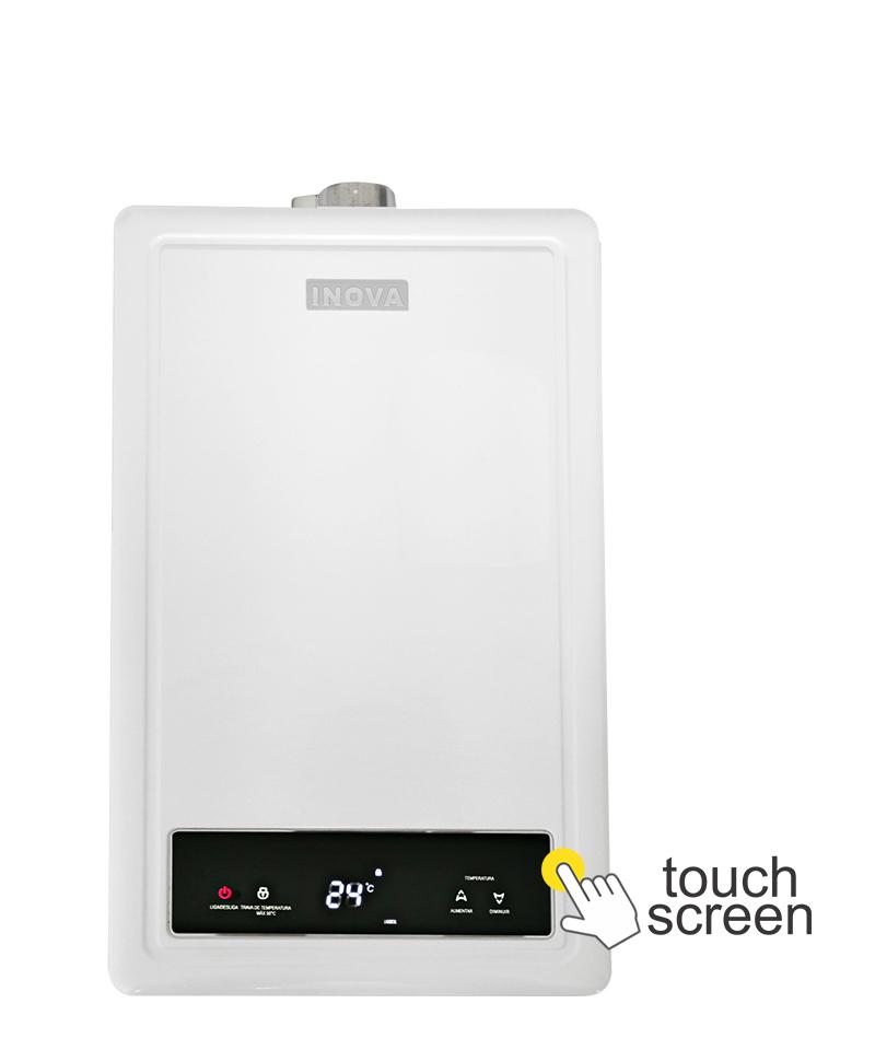 Aquecedor Digital IN 200D 20,5 Litros Inova GLP