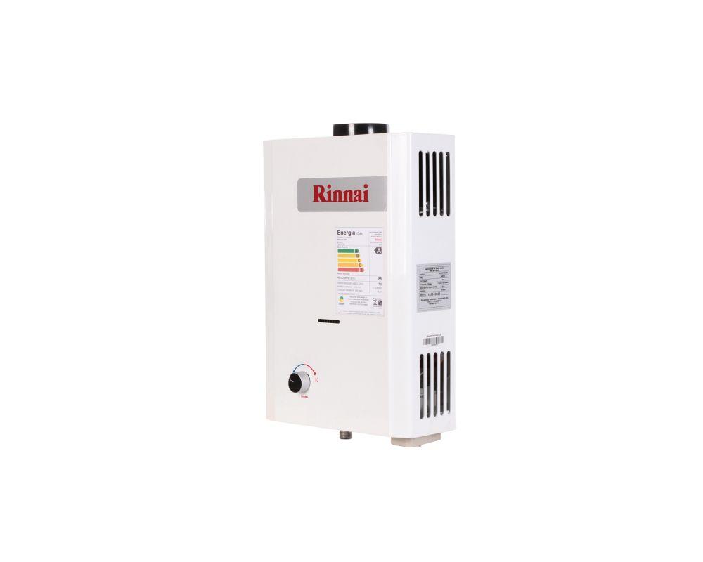 Aquecedor Rinnai M07-bp 7,5 Litros - Baixa Pressão - Gás GN