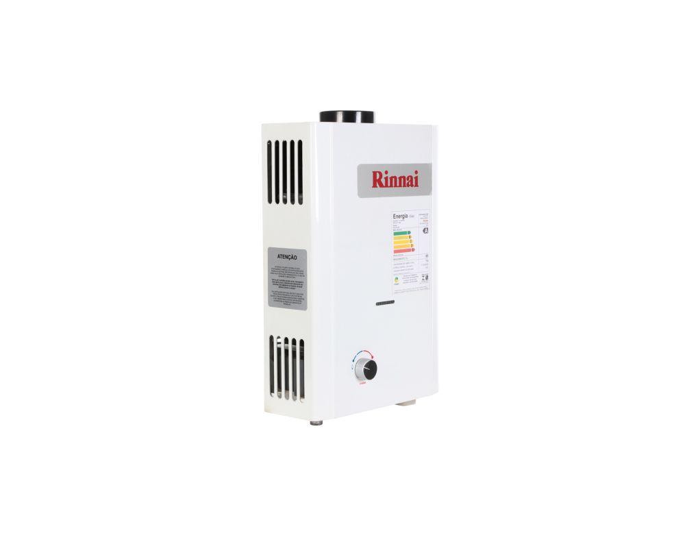 Aquecedor Rinnai M07-bp 7 Litros - Baixa Pressão - Gás GLP