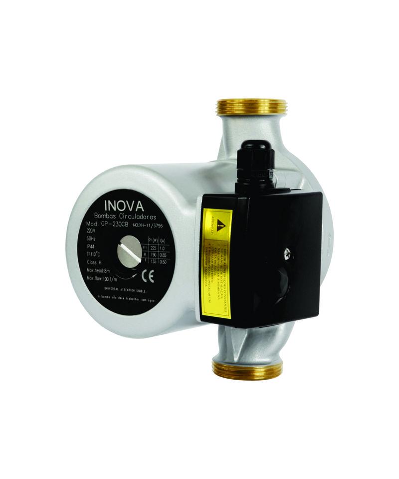 Circuladora de Água Inova GP-230CB Latão 220V