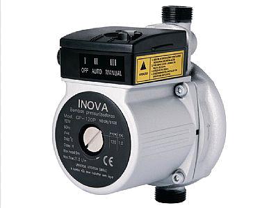 Mini Pressurizadora Inova GP-120 Ferro 127V