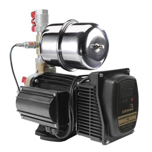 Bomba Pressurizadora Max Press 30 VF 220V Rowa