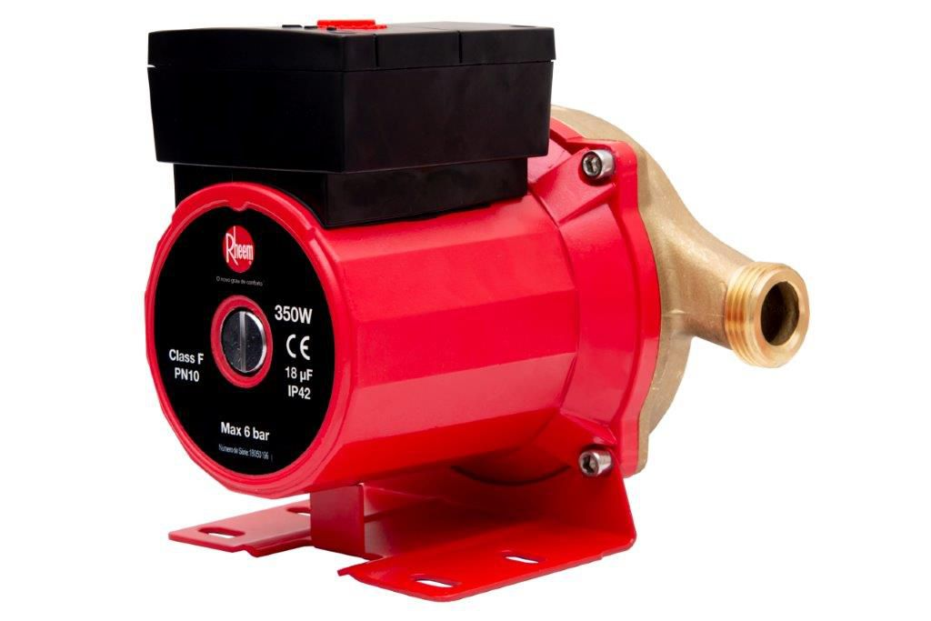 Pressurizadora ou Circuladora Rheem 350W 220V