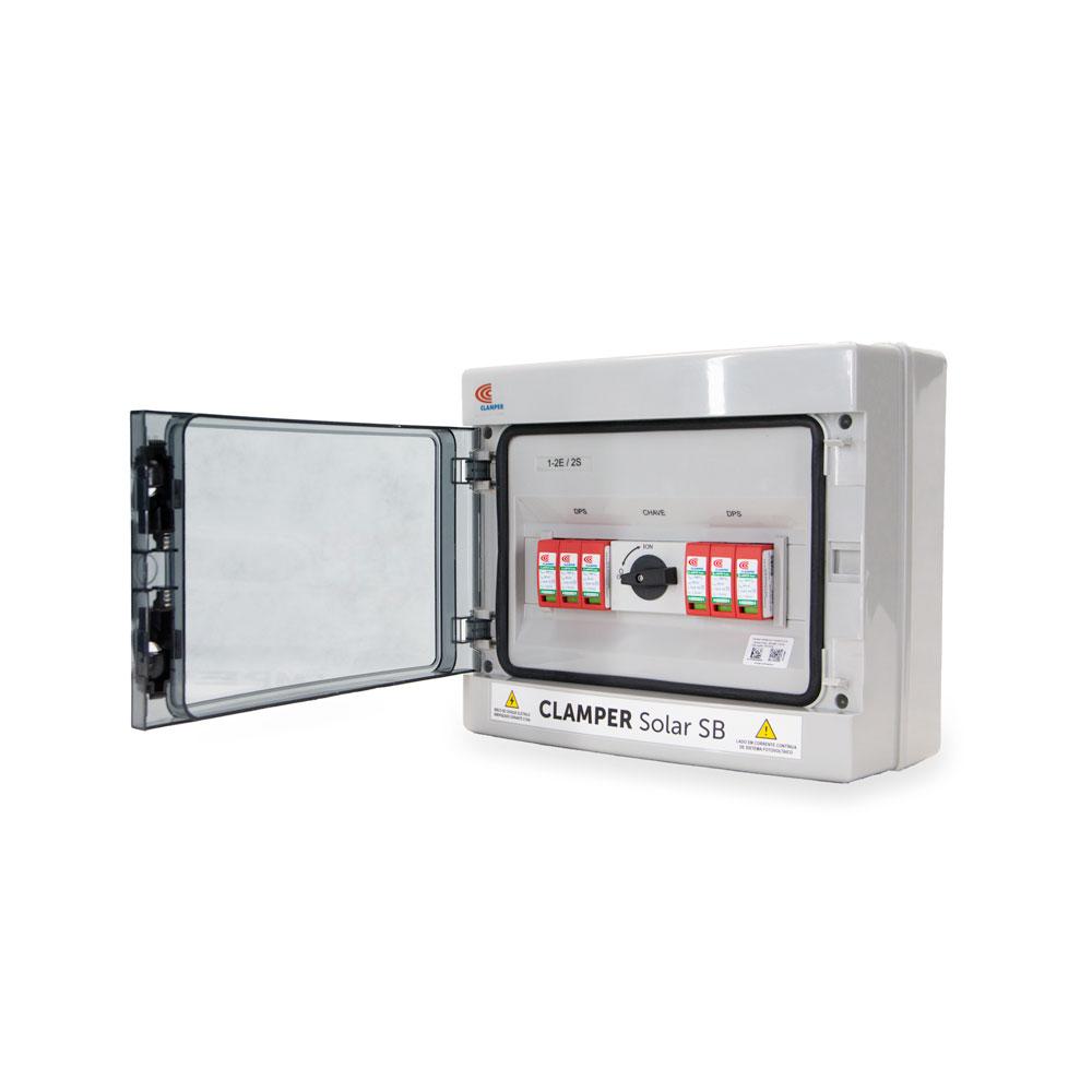 Caixa String Box Clamper Solar SB 1000 1-2E/2S