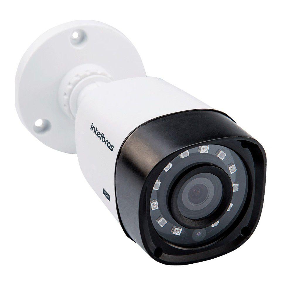 Câmera Bullet VHD 1120 B G4 Intelbras multi HD