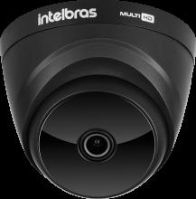 Câmera de Segurança Intelbras Dome VHD 1220 D G6 Preta