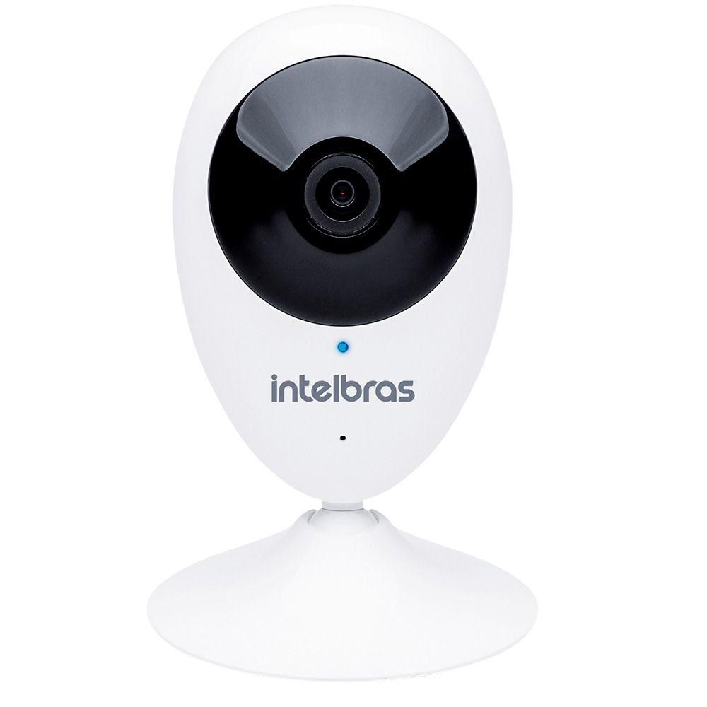 Câmera de Segurança Wi-Fi HD Mibo iC3 intelbras