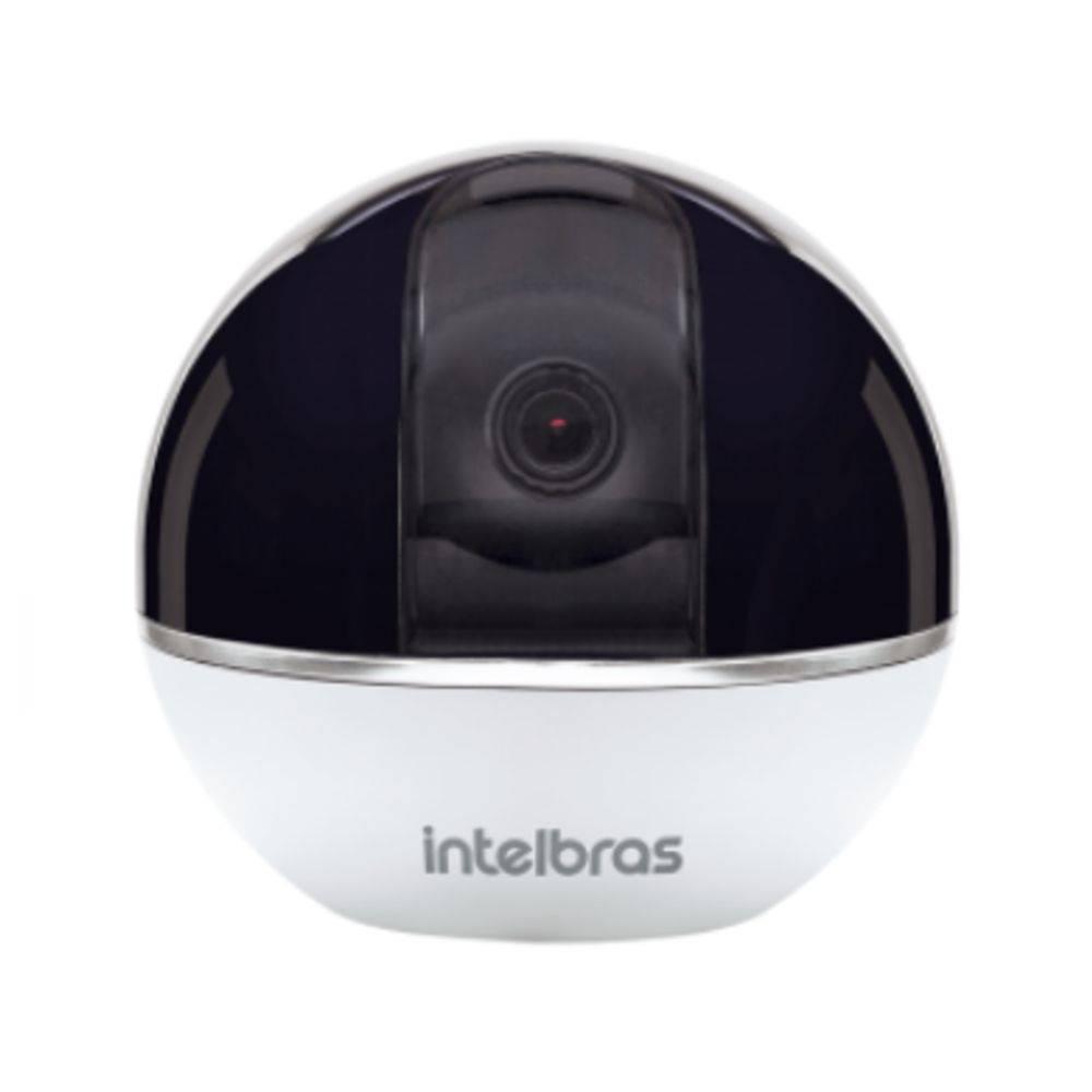 Câmera de Segurança Wi-Fi HD Mibo iC7 intelbras com sensor de porta e controle remoto