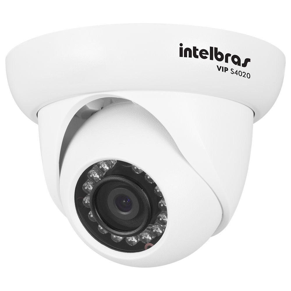 Câmera de Segurança Intelbras IP VIP S4020 G2
