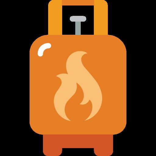 Peças e acessórios para gás