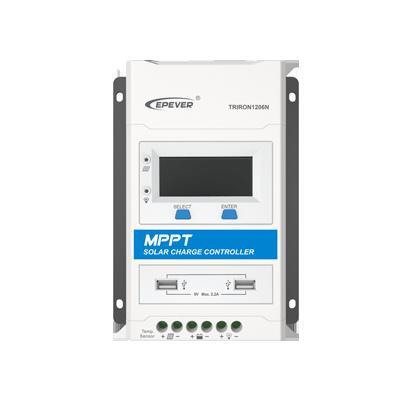 Controlador de Carga Solar MPPT  Epever Triron 4210N 40A 12/24V