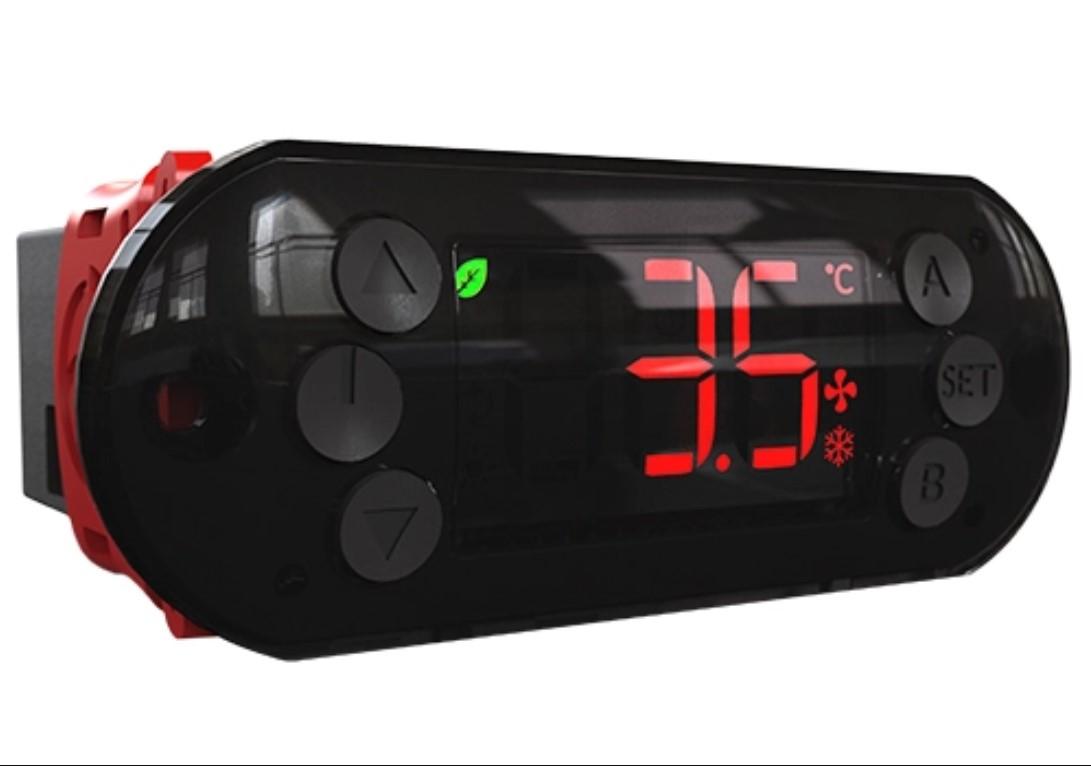 Controlador de temperatura diferencial A 108 Black Ageon
