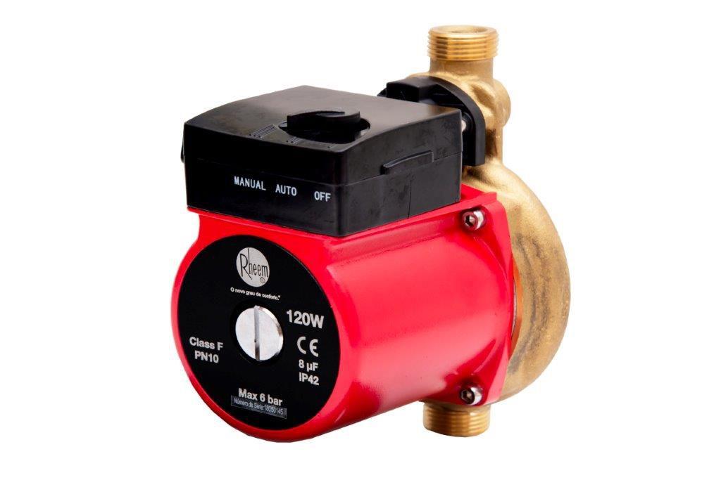 Mini Pressurizadora Rheem 120W 220V