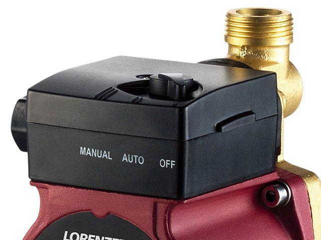 Pressurizador de água Lorenzetti PL 9 120W - 127V