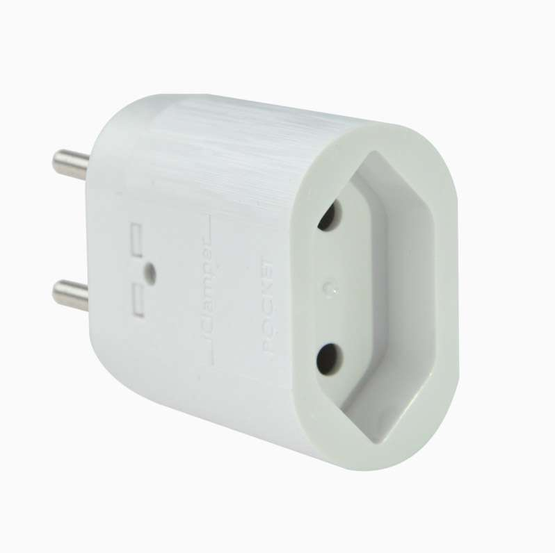 DPS iClamper Pocket 10A 2P Branco