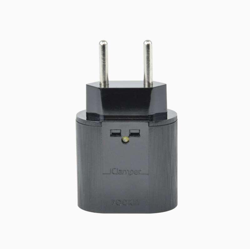 DPS iClamper Pocket 10A 2P Preto