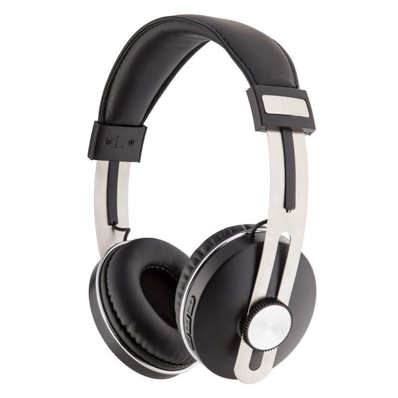 AerUrban  Fones de Ouvido Bluetooth Over-ear Geonav AER04BK Preto