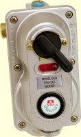 Inversor Automático para gás de baixa ou alta pressão Mitsumaru