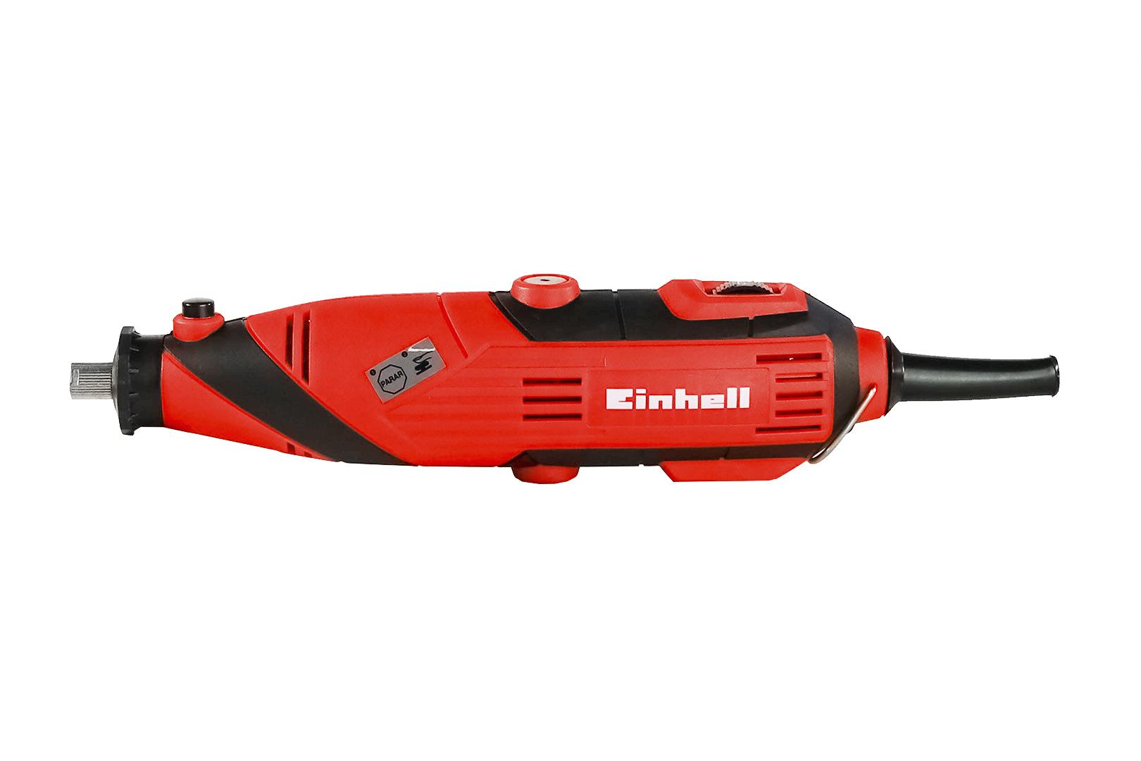 Micro Retifica Einhell TH-MG 135 E com 189 acessórios - 127V