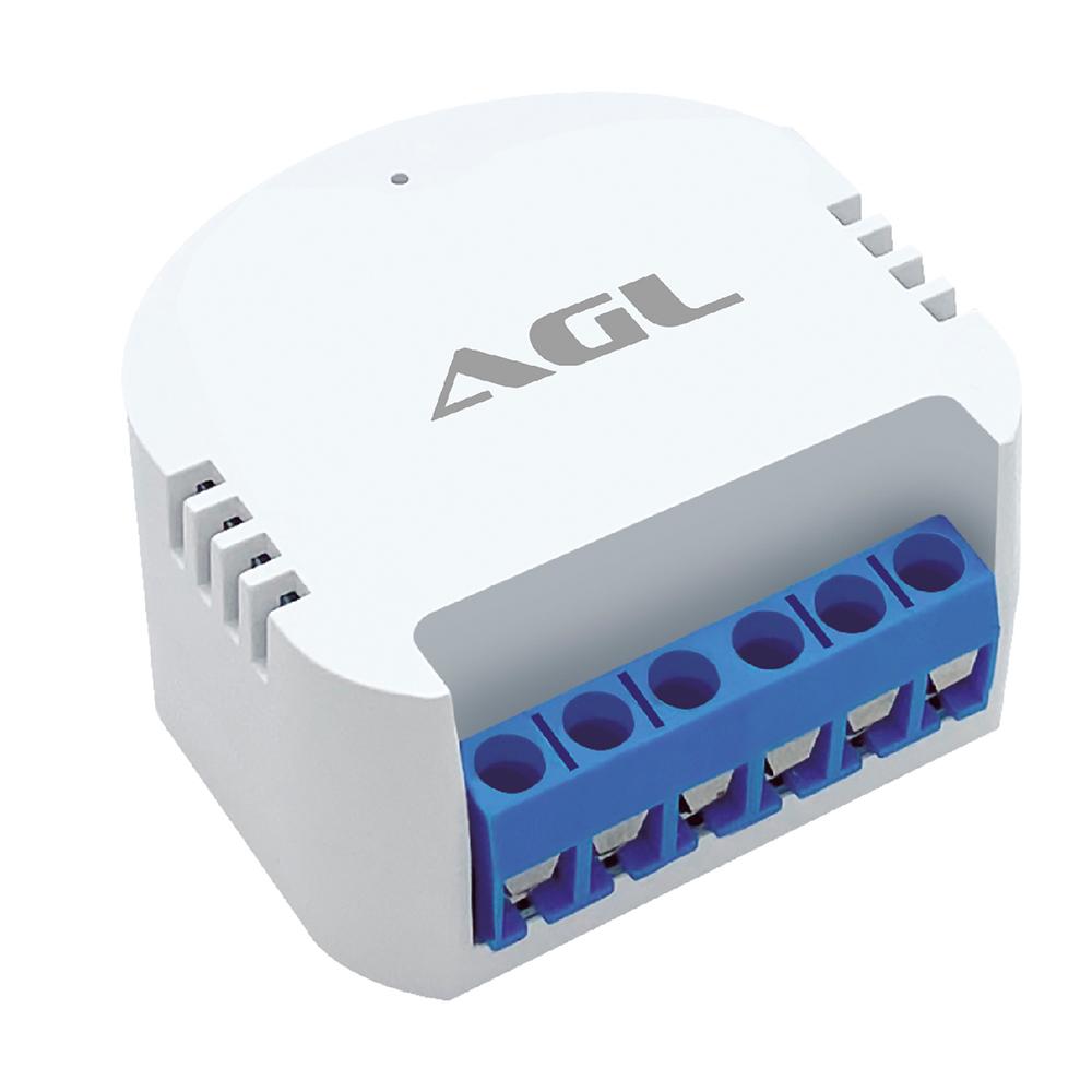 Módulo Automação 2 canais Wi-Fi AGL