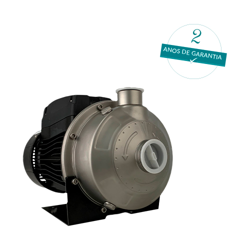 Motobomba centrifuga em inox AMSm70 1,0HP Lepono