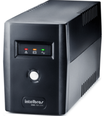 Nobreak Interativo Monovolt Intelbras XNB 720 120V