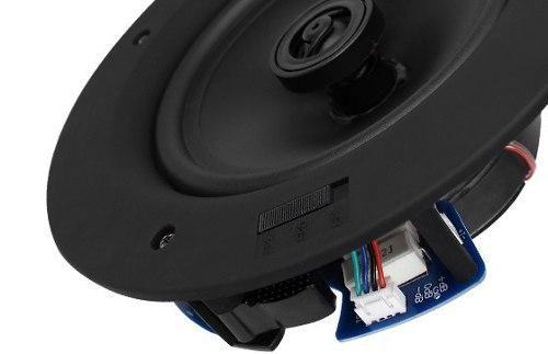 Caixa Acústica de Embutir AAT NQ6-M100 Branca