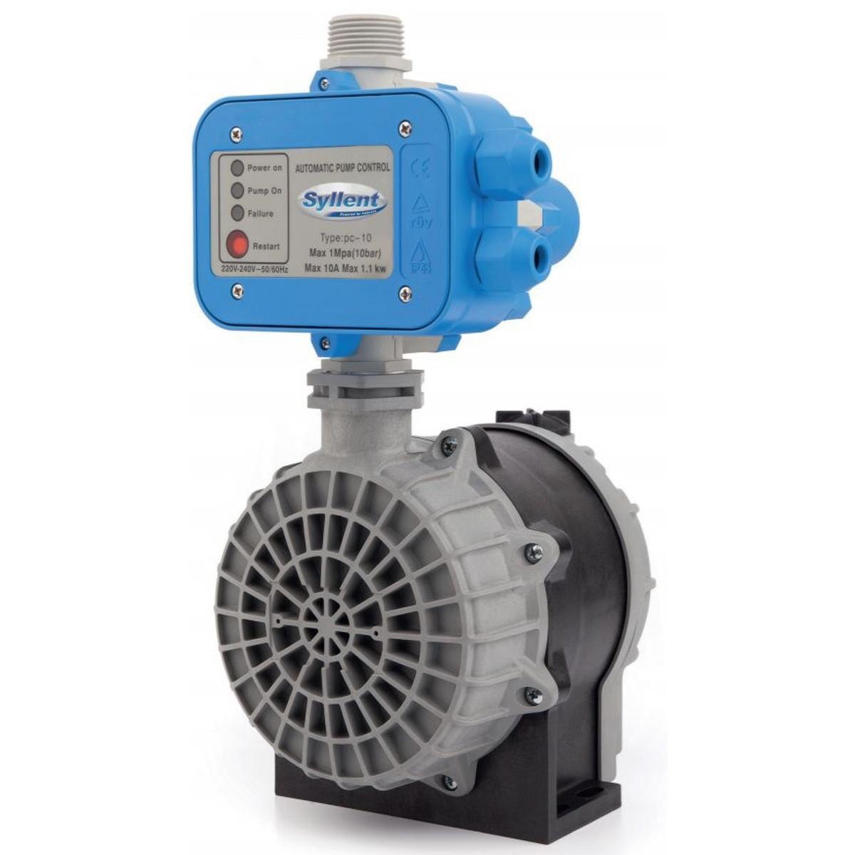 Pressurizadora Syllent Pressostato 1/3CV 220V