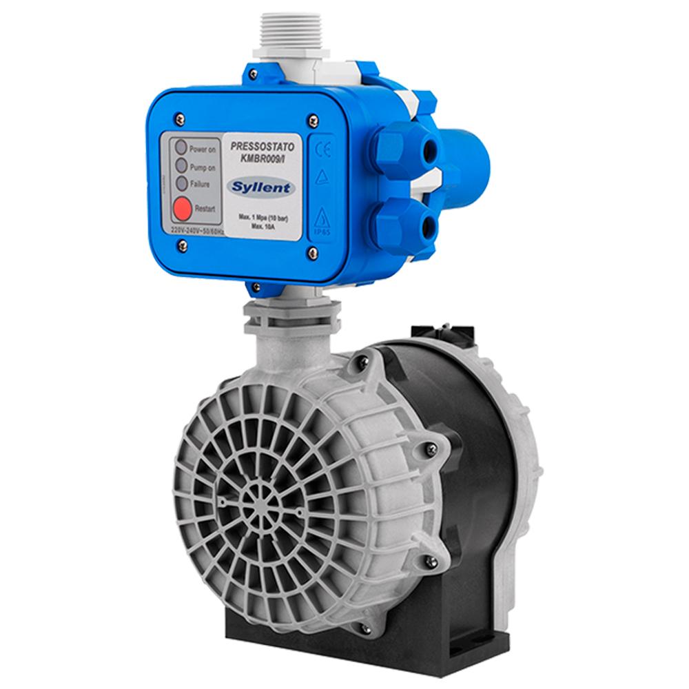 Pressurizadora Syllent Pressostato 1,5CV 220V