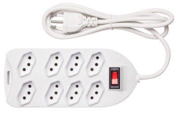 Protetor Eletrônico Intelbras 8 Tomadas EPE 1008
