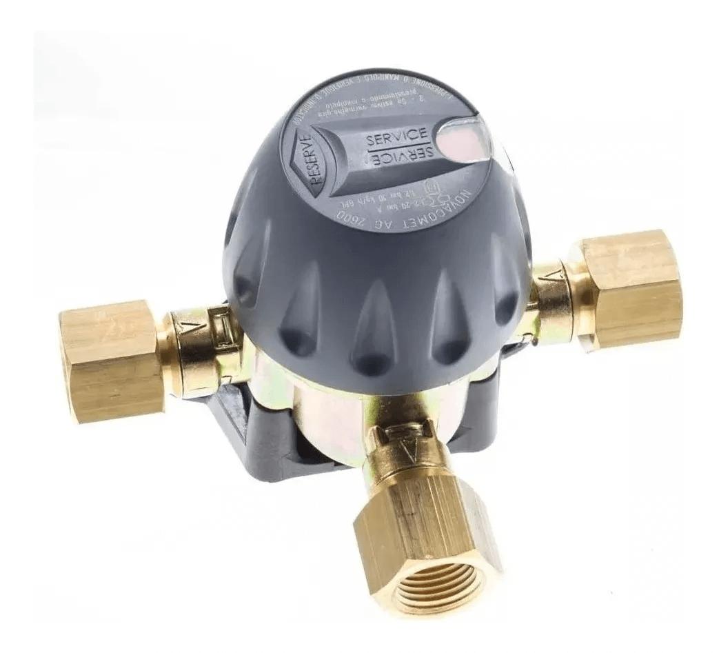 Regulador de gás inversor automático 10 Kg/h Comap Clesse