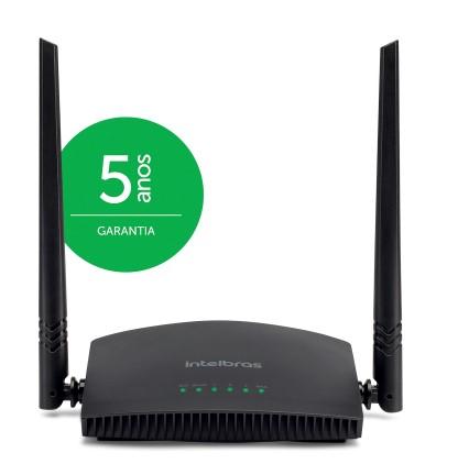 Roteador Wi-Fi 4 RF301K 300 Mbps Intelbras