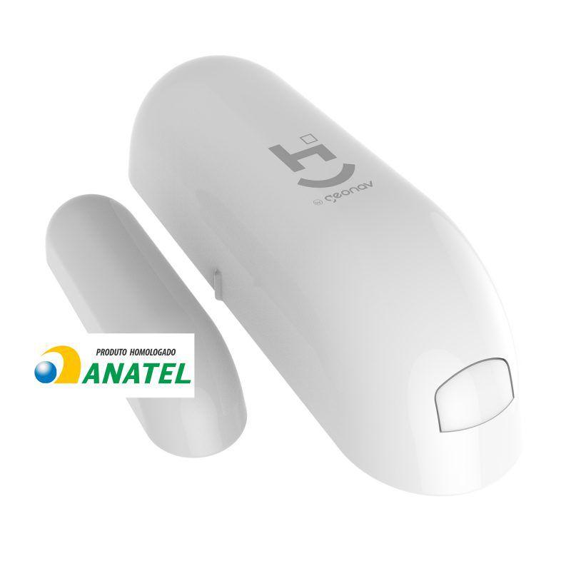 Sensor Inteligente de Porta e Janela WiFi Geonav HISSDW