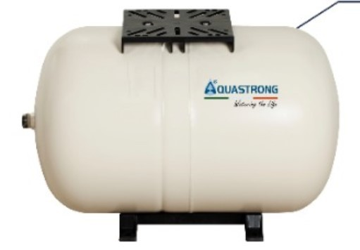 Vaso de Expansão Horizontal LH-PW 36 Litros Aquastrong