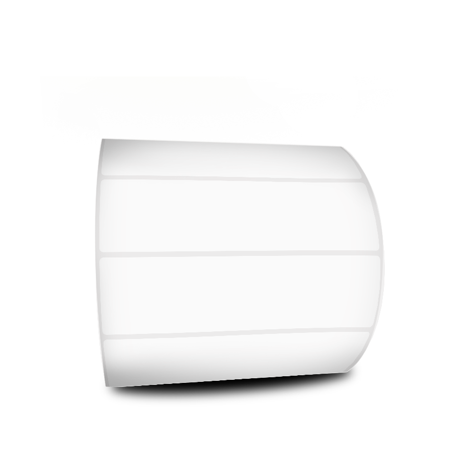 10 Rolos - Etiquetas Adesivas 100x25 mm Couchê 32 Metros