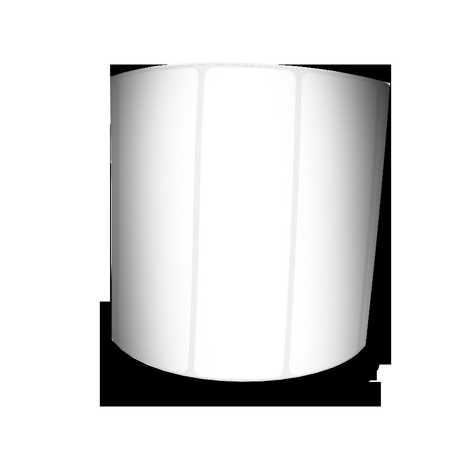 10 Rolos - Etiquetas Adesivas 100x30 mm Couche + 5 Ribbons Cera 110x74