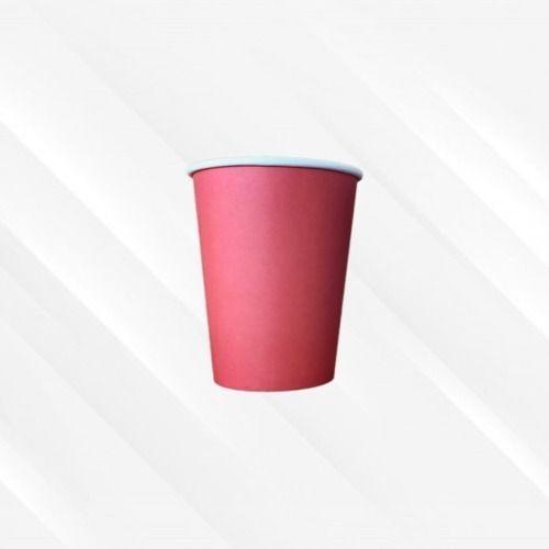 Copo de Papel  Biodegradável 200 Ml Liso Vermelho 30un