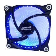 Cooler Fan Storm 2 Preto Led Azul - Mymax