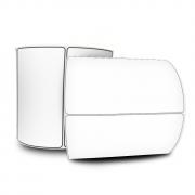 Etiquetas adesivas 95x50 Mm Couchê 32 Metros