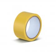 Fita De Demarcação De Solo Amarela 50mm X 15m Adere