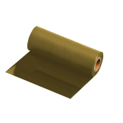 Ribbon 110x74 Metros Resina Dourado SR130G GOLD