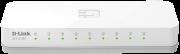 Switch D-link 08 Portas 10/100 Des-1008c De Escritório