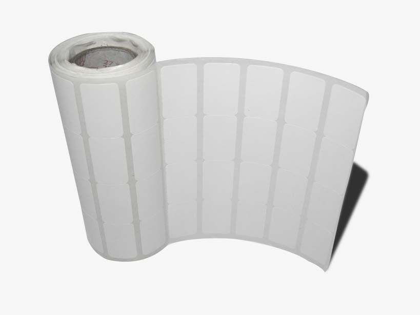 Etiqueta Adesiva 25x15 Mm Termica 4 Colunas Sem Espacamento