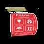 Etiquetas Adesivas Frágil Fragile 100x150 - 500 Etiquetas