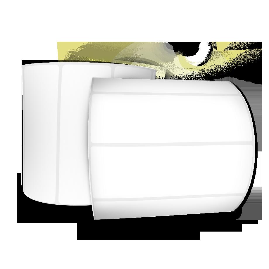 Etiquetas Adesivas 100x30 mm Térmica 32 Metros